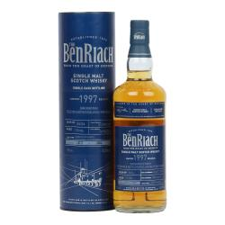 BenRiach 19 Year Old 1997 Single Malt Scotch Whisky - 70cl 50.8%