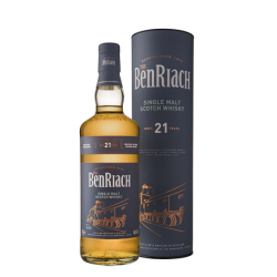 Benriach 21 Year Old - 70cl 46%