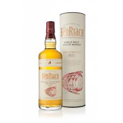 BenRiach Cask Strength Batch 1 Single Malt Scotch Whisky - 70cl 57.2%