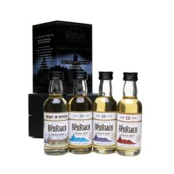 BenRiach Classic Speyside 4x5cl Collection