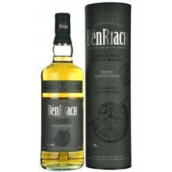 BenRiach Quarter Cask Peated Single Malt Scotch Whisky - 70cl 46%