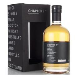 Benrinnes 18 Year Old 1996 Chapter 7 Single Malt Scotch Whisky - 70cl 52.1%