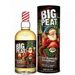 Big Peat 2016 Christmas Edition Blended Malt Scotch Whisky - 70cl 54.6%