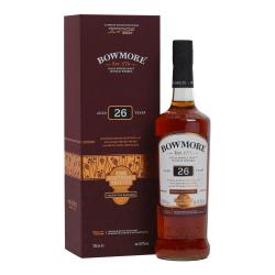 Bowmore 26 Year Old VintnerÂ's Trilogy Single Malt Scotch Whisky - 70cl 48.7%