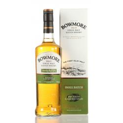 Bowmore Small Batch Bourbon Cask Single Malt Whisky - 70cl 40%