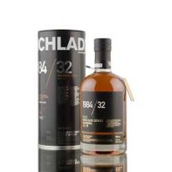 Bruichladdich 32 Year Old 1984 All In Single Malt Scotch Whisky - 70cl 43.7%