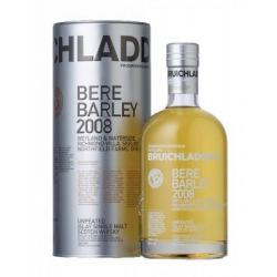 Bruichladdich 2008 Bere Barley Single Malt Scotch Whisky - 70cl 50