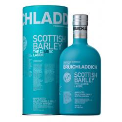 Bruichladdich Scottish Barley Classic Laddie Single Malt Whisky - 70cl 50%