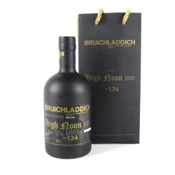 Bruichladdich Black Art High Noon Signed Single Malt Scotch Whisky - 70cl 48.7%