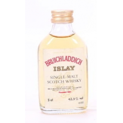 Bruichladdich Islay Miniature - 5cl 42.9%