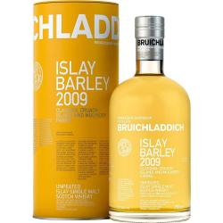 Bruichladdich Islay Barley 2009 Single Malt Scotch Whisky - 70cl 50%