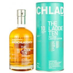 Bruichladdich The Laddie Ten Year Old Second Limited Edition Whisky - 70cl 50%