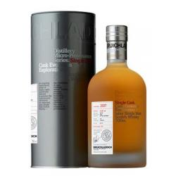 Bruichladdich Micro Provence 2007 Fresh Bourbon Cask Single Malt Whisky - 70cl 6