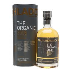 Bruichladdich The Organic 2009 - 70cl 50%