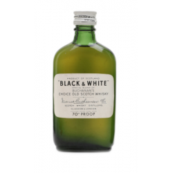 Black & White Buchanans Choice Old Scotch Whisky Miniature - 5cl 70 Proof
