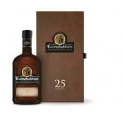 Bunnahabhain 25 Year Old Single Malt Scotch Whisky - 70cl 46.3%