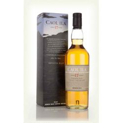 Caol Ila 17 Year Old Single Malt Scotch Whisky - 70cl 55.9%