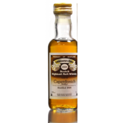 Caperdonich 1968 Connoisseurs Choice Single Malt Scotch Whisky Miniature- 5cl 40