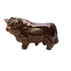 Ceramic Cow Beneagles Scotch Whisky