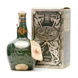 Chivas Royal Salute 21 Year Old Emerald Flagon Blended Whisky - 75cl 40%