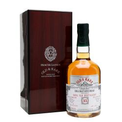 Caol Ila 35 Year Old 1980 Old & Rare Single Malt Scotch Whisky - 70cl 52.1%