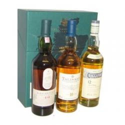 Classic Malts of Scotland 3x20cl - Strong/Heavy Selection