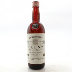 Macphersons Cluny 1970s Scotch Whisky - 75cl 43%