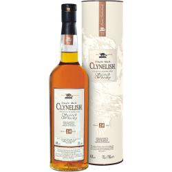 Clynelish 14 Year Old Highland Single Malt Scotch Whisky - 70cl 46%