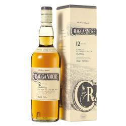 JANUARY SALE - Cragganmore 12 Year Old - 70cl 40%