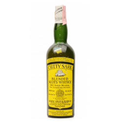Cutty Sark 1960s Blended Scots Whisky - 75cl 43%