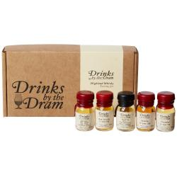 Drinks by the Dram Highland Whisky Tasting Set - 5x3cl 44.6%