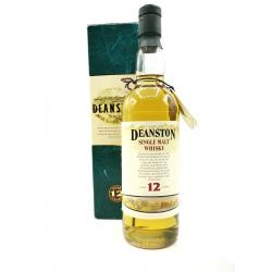 Deanston 12 year old 1980s - 70cl 40%