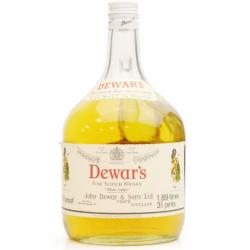 Dewars White Label Flagon - 40% 1.89l