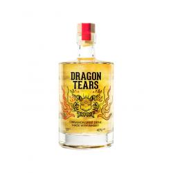 Dragon Tears Cinnamon Spiced Whisky - 50cl 40%