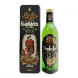 Glenfiddich Clans of the Highlands of Scotland Clan Drummond Whisky - 70cl 40%