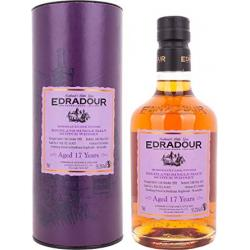 Edradour 1999 17 Year Old Bordeaux Cask Finish - 70cl