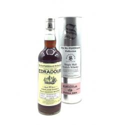 Edradour 10 year old 2009 Signatory Collection - 46% 70cl