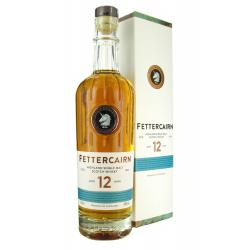 Fettercairn 12 Year Old Single Malt Scotch Whisky - 70cl 40%