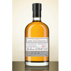 Ghosted Reserve 21 Year Old Blended Malt Scotch Whisky - 70cl 42.8%