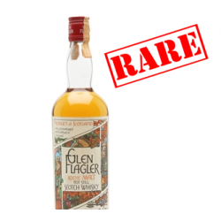 Glen Flagler 100% Pot Still Whisky - 75cl 40%