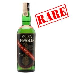 Glen Flagler 5 Year Old Silent Pot Still Whisky - 75cl 40%