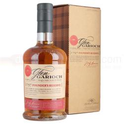 Glen Garioch Founders Reserve Single Malt Scotch Whisky - 70cl 48%