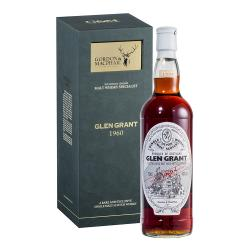 Glen Grant 52 Year Old 1960 Bottled 2013 Single Malt Scotch Whisky - 70cl 40%