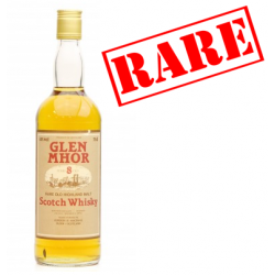 Glen Mhor 8 Year Old Rare Old Single Malt Scotch Whisky - 75cl 40%