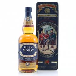 Glen Moray 16yo Black Watch Highland Regiment - 43% 70cl