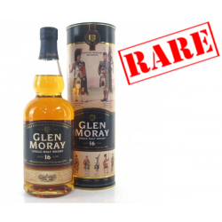 Glen Moray 16 Year Old Vintage Single Malt Scotch Whisky - 70cl 40%