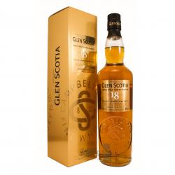Glen Scotia 18 Year Old - 70cl 46%