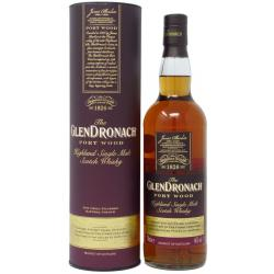 Glendronach 10 Year Old Port Wood - 70cl 46%