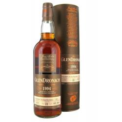 Glendronach 22 Year Old 1994 Pedro Ximenez Single Malt Scotch Whisky - 70cl 53.2