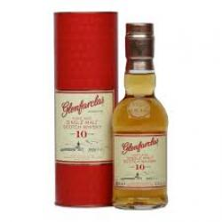 Glenfarclas 10 Year Old Single Malt Scotch Whisky - 20cl 40%